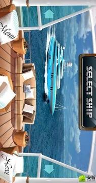 游轮3D模拟器截图