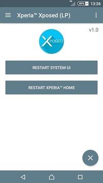 Xperia™ Xposed (LP)截图