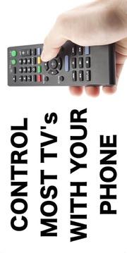 电视遥控器截图