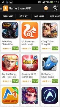 Game Store APK - Download free截图