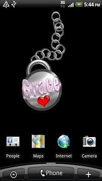 Grace 铭牌截图