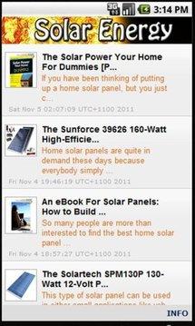 SOLAR ENERGY++截图
