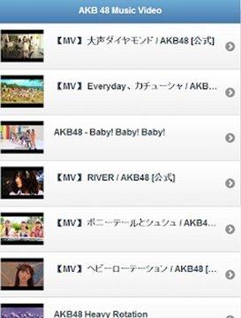 AKB 48 Fans截图