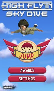 高空降落伞 High Flyin Free截图