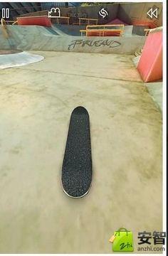 3D极限滑板截图
