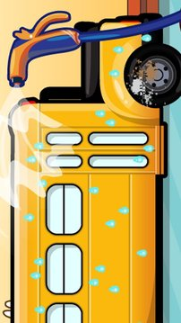 洗车校车的设计截图