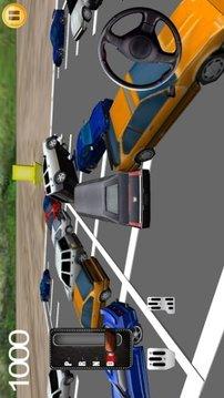 豪华轿车停车模拟截图