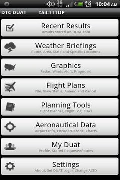 DTC DUAT for Android截图