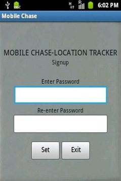 Mobile Chase-GPS Tracker截图