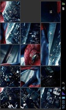 Spider Man Puzzle Game截图