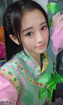 SNH48鞠婧祎图片截图