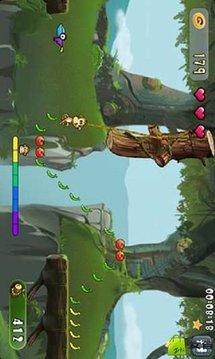 跳跳猴闯关截图