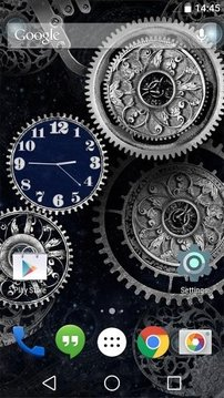 Mechanical Clock截图
