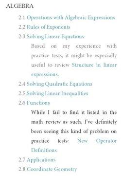 Khan Academy GRE Prep截图