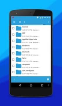 Xperia CM12 主题截图