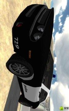 警车漂移3D截图