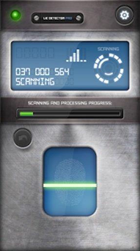 Lie detector software for windows 7