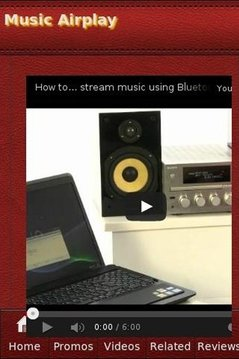 Music Airplay截图