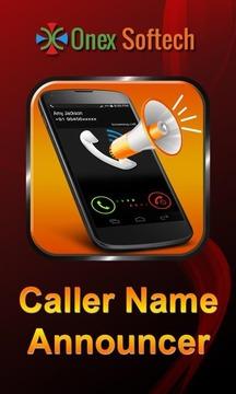 Caller Name Announcer截图