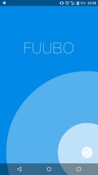 Fuubo微博截图