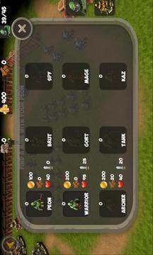 魔兽战争RTS截图