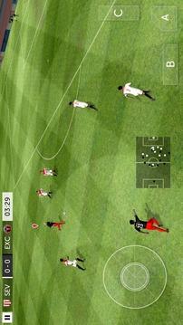 第一触感足球截图