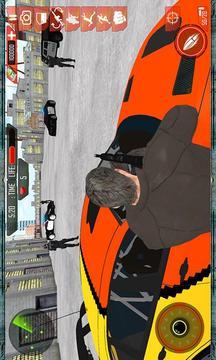 汽车追逐逃生3D截图