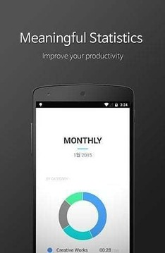 Time It - 一个简单的时间管理工具截图