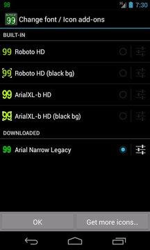 BN Pro BT Arial Legacy Text截图