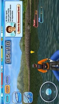 3D钓鱼截图