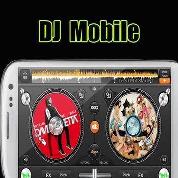 DJ Mobile截图