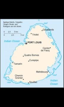 壁纸毛里求斯,Wallpaper Mauritius截图