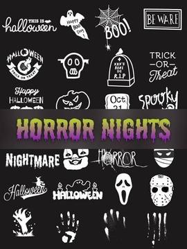 HorrorNights-Photo Grid Plugin截图