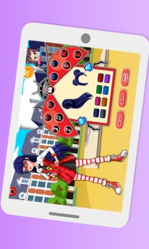 Dress up Ladybug截图
