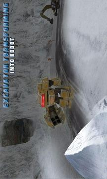 扫雪机挖掘机机器人截图