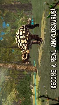 Dino Ankylosaurus Simulator截图