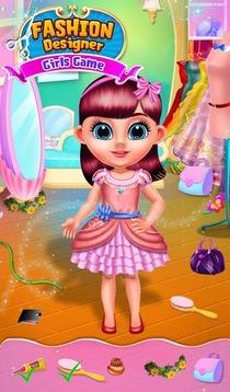 时装设计师女孩游戏截图