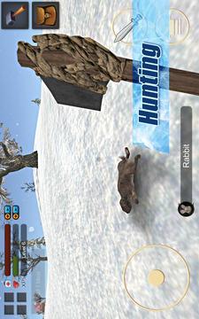 生存游戏:冬季岛屿截图