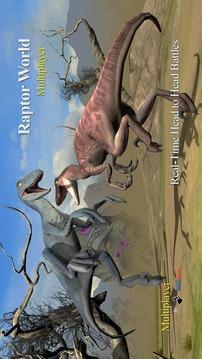 Raptor World Multiplayer截图