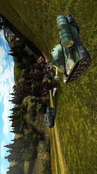 坦克战场3D截图