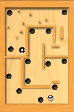 迷宫滚球(Labyrinth Lite)截图
