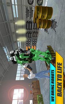 Real Robot Mechanic 3D截图