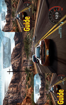 Guide Need For Speed No Limits截图