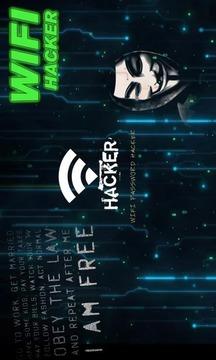 无线黑客 Prank截图