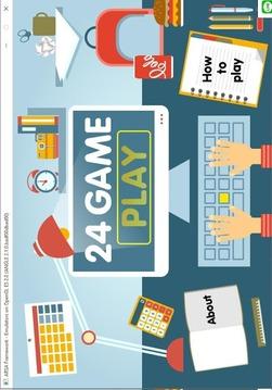 24 Game截图