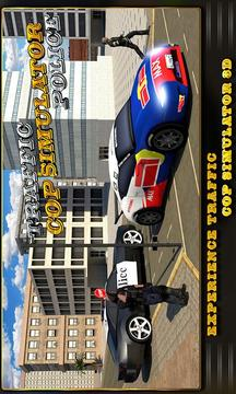 Traffic Cop Simulator Police截图