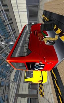 公共汽车修理车间截图