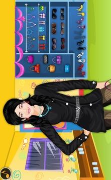 装扮女孩游戏截图