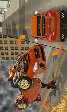 机器人汽车转型截图
