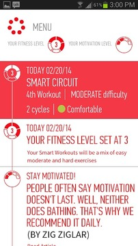 七分钟锻炼:7M Workout截图